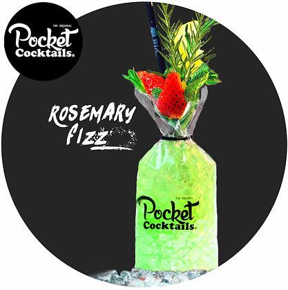 Pocket Cocktails Zustellung Wien | Rosemary Fizz liefern / bestellen