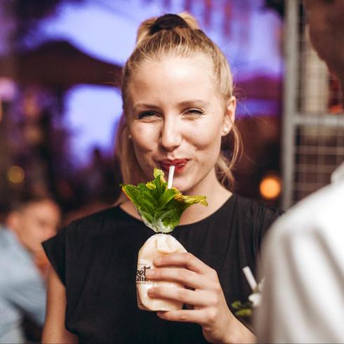 Catering Wien - Pocket Cocktails