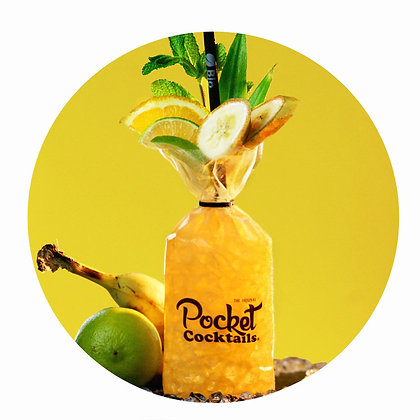 Pocket Cocktail Zustellung Wien | Banana Joe bestellen Lieferdienst