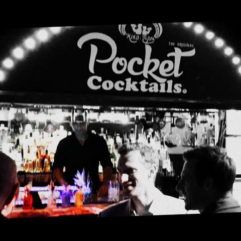 Cocktails Barwaggon Catering Pocket Cocktails worldwide