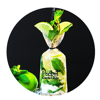 Pocket Cocktails Zustellung Wien | Mojito bestellen