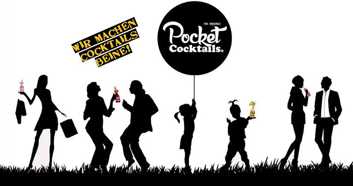 Pocket Cocktails take away to go everywhere