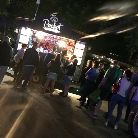 Die besten Cocktails der Stadt Mobile Bar Wien