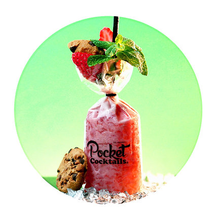 Pocket Cocktails Zustellung Wien | Strawberry Cookie bestellen