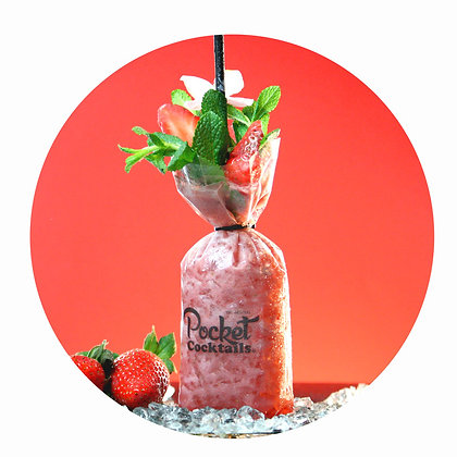 Pocket Cocktails Zustellung Wien   Strawberry Daiquiri bestellen
