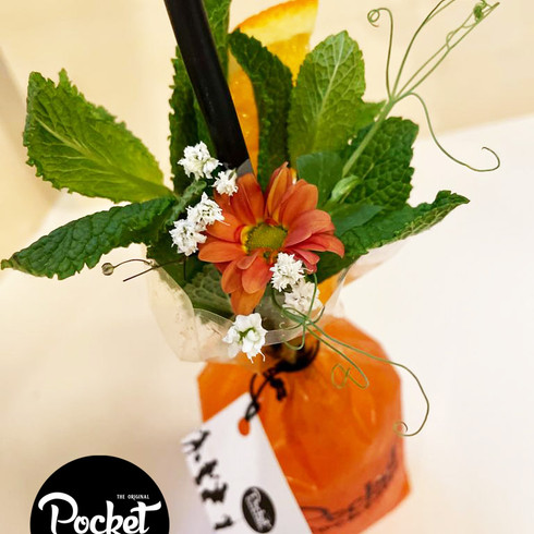 Aperol Sour to go: Pocket Cocktails in Wien liefern lassen
