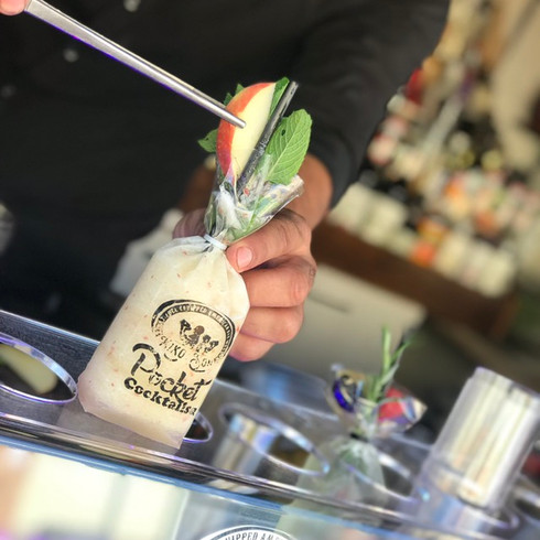 Pocket Cocktails to go take away