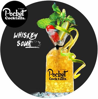 Pocket Cocktails Zustellung Wien | Whisky Sour liefern / bestellen