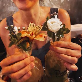 Der Cocktail der das Herz berührt. Pocket Cocktails jetzt frisch auf jedes Event / Party liefern lassen