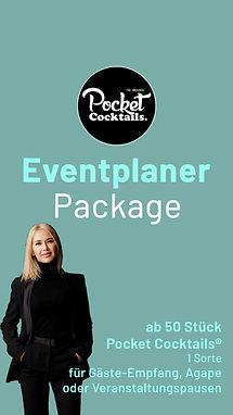 Event Catering Wien | Pocket Cocktails für Eventplaner