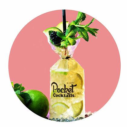 Pocket Cocktails Zustellung Wien | Caipirinha liefern lassen - Zustellservice