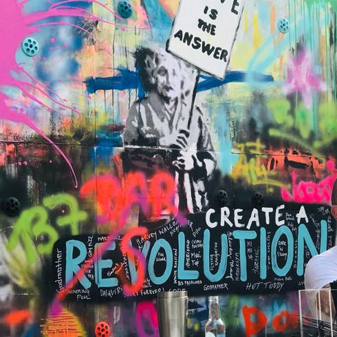 Bar Revolution Solution