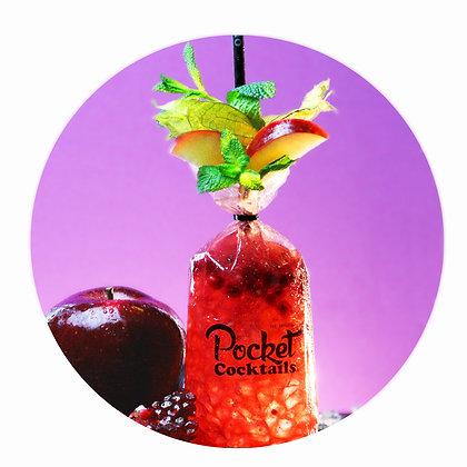 Pocket Cocktails Zustellung Wien | Red Apple bestellen
