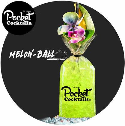 Pocket Cocktail Zustellung Wien | Melon Ball bestellen Lieferdienst