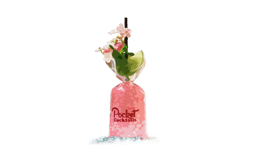 Pocket Cocktails - customized Cocktails to go