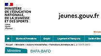 Site gouvernement BAFA.JPG