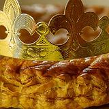 Galette des rois par jacqueline macou de