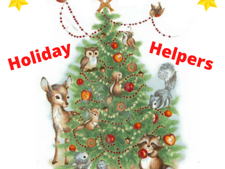 Holiday Helpers-10th Annual Holiday Contest