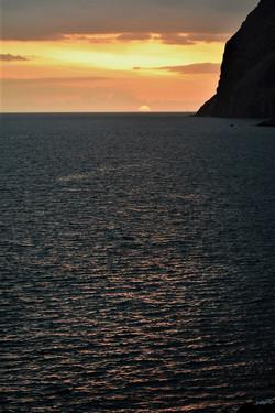 Sunset from Camara de Lobos