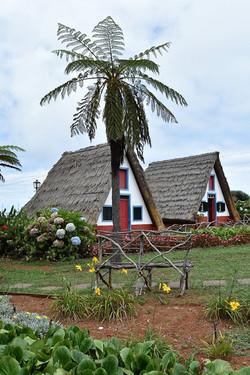 Regional House, Santana-Madeira.