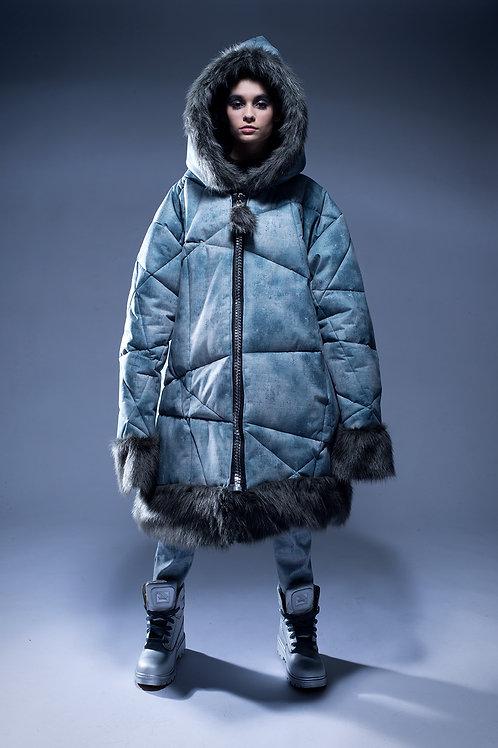'Pathfinder' Coat