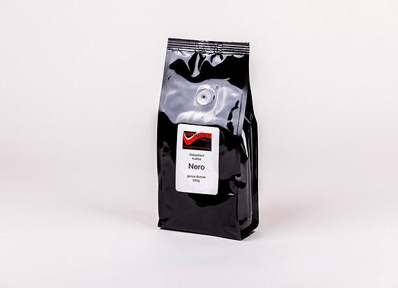 Sebastiani Kaffee Nero ganze Bohne 1/4 kg