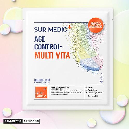 NeoGen Sur.Medic+ Age Control Multi Vita Mask (1EA/ 3EA/ 5EA/ 10EA)