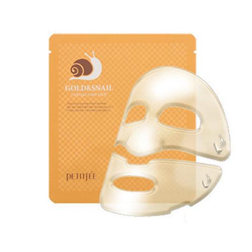 Petitfee Gold & Snail mask pack (1EA/ 3EA/ 5EA)