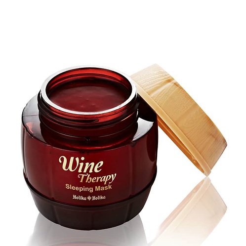 Holika Holika Wine Therapy Sleeping Mask #Red Wine