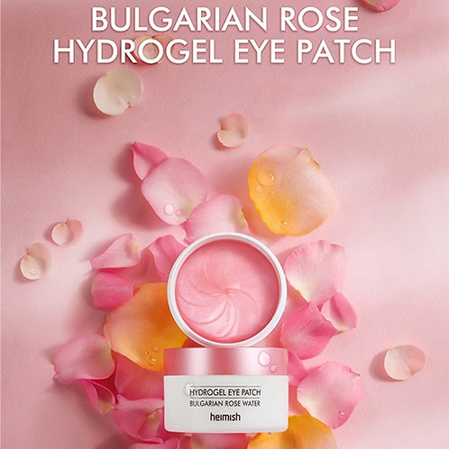 Heimish Bulgarian Rose Hydrogel Eye Patch (60EA)