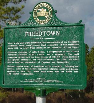 Freedtown