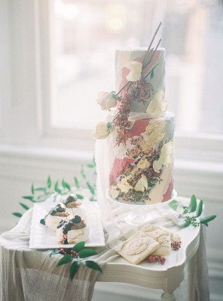 Love in Bloom Cakes Toronto