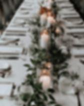 2nd Floor Events Urban Rustic Wedding