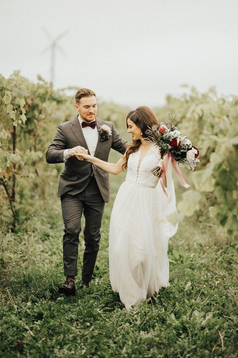 Vineyard Wedding in Toronto