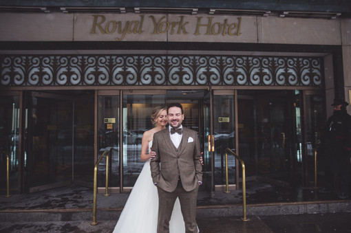 Royal York Wedding