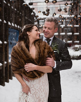 Terroni Adelade Winter Wedding