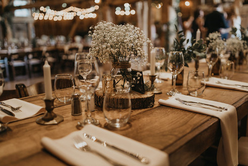 Rustic Boho Barn Wedding