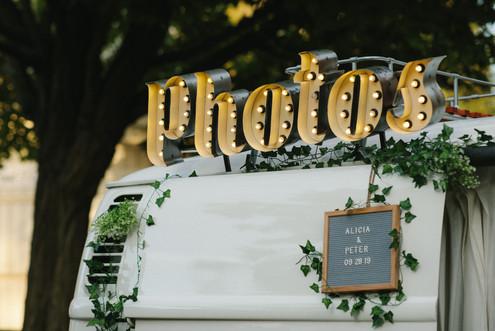 Photobus Booth Toronto Wedding