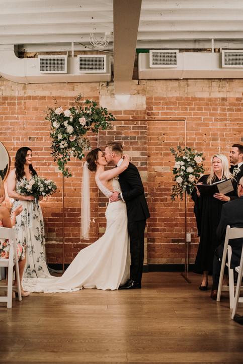 Broadview Hotel Wedding Ceremony