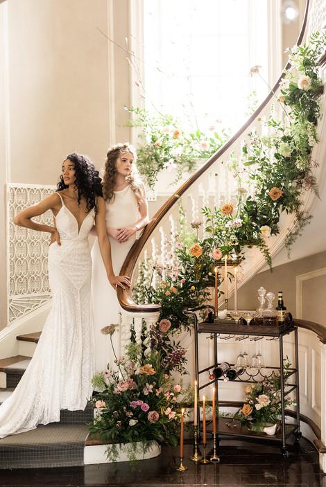 Spring Wedding in Toronto