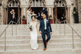 Downtown Toronto Wedding Planner