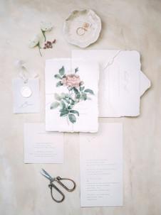 Briar Rose Invitation Suite