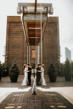 Classic Wedding in Distillery District