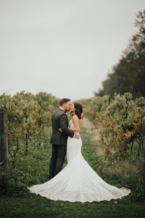 Toronto Vineyard Wedding   Event Planner