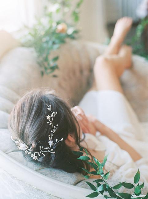 Sleeping beauty wedding