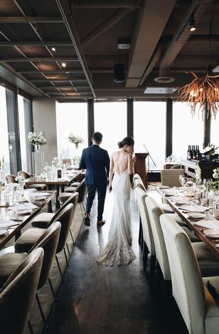 Canoe Restaurant Wedding Toronto