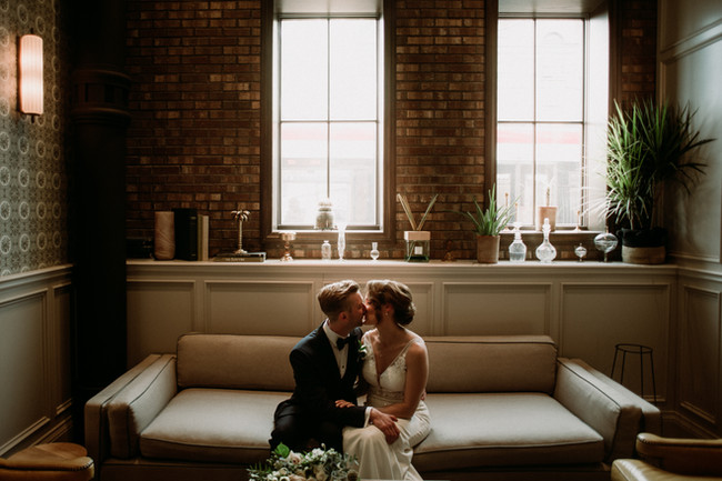 Broadview Hotel Wedding