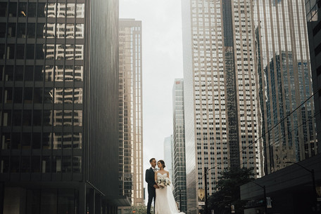 Urban Wedding Toronto