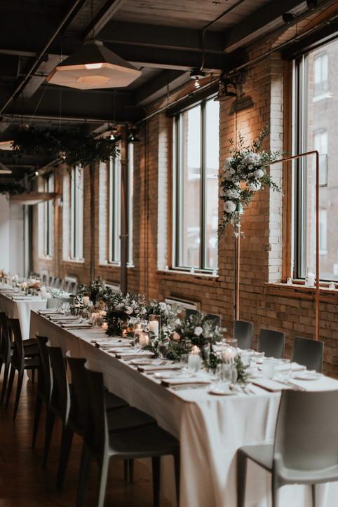 2nd Floor Events Wedding | Juniper Event Co. | Toronto Wedding Planner