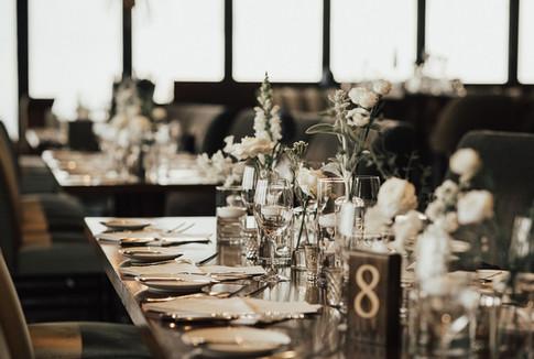 Canoe Restaurant Wedding